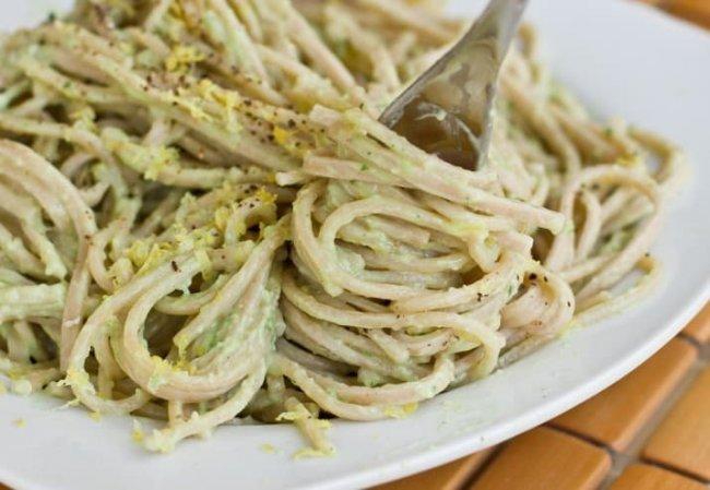 Salsas veganas para pasta